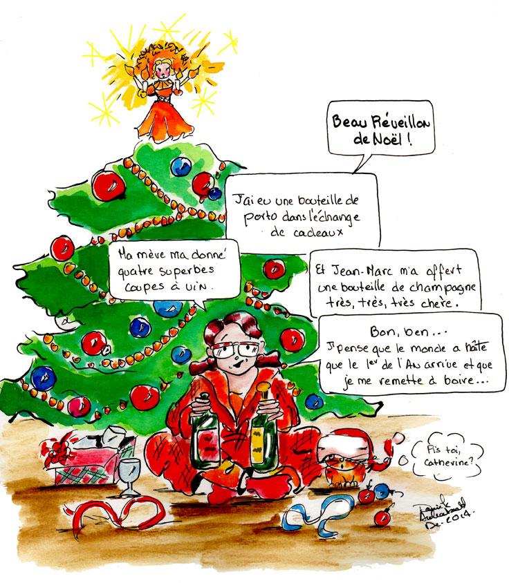 Des cadeaux de Noël significatifs...